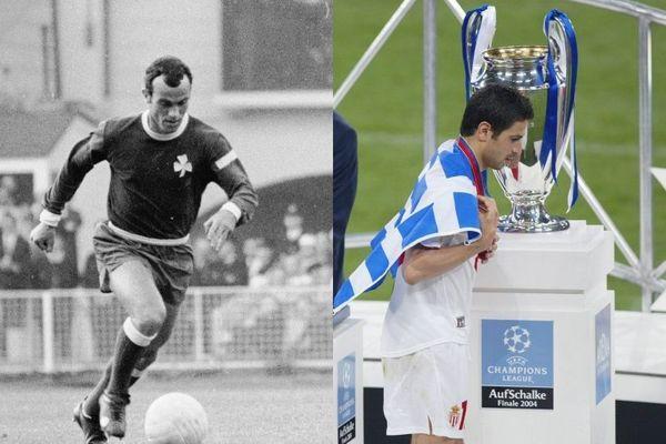 Champions League: Οι Έλληνες και οι «Έλληνες» των τελικών  (video+photos)