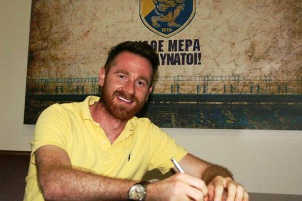 Παναιτωλικός: Κυριακίδης για δύο χρόνια
