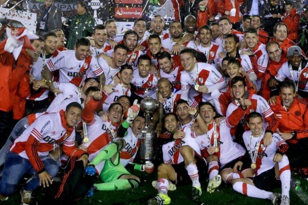 Σήκωσε το Copa Libertadores η Ρίβερ Πλέιτ! (photos+videos)