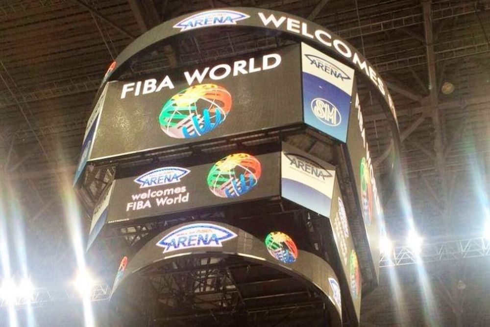Σε Κίνα ή Φιλιππίνες το Παγκόσμιο Κύπελλο Μπάσκετ 2019