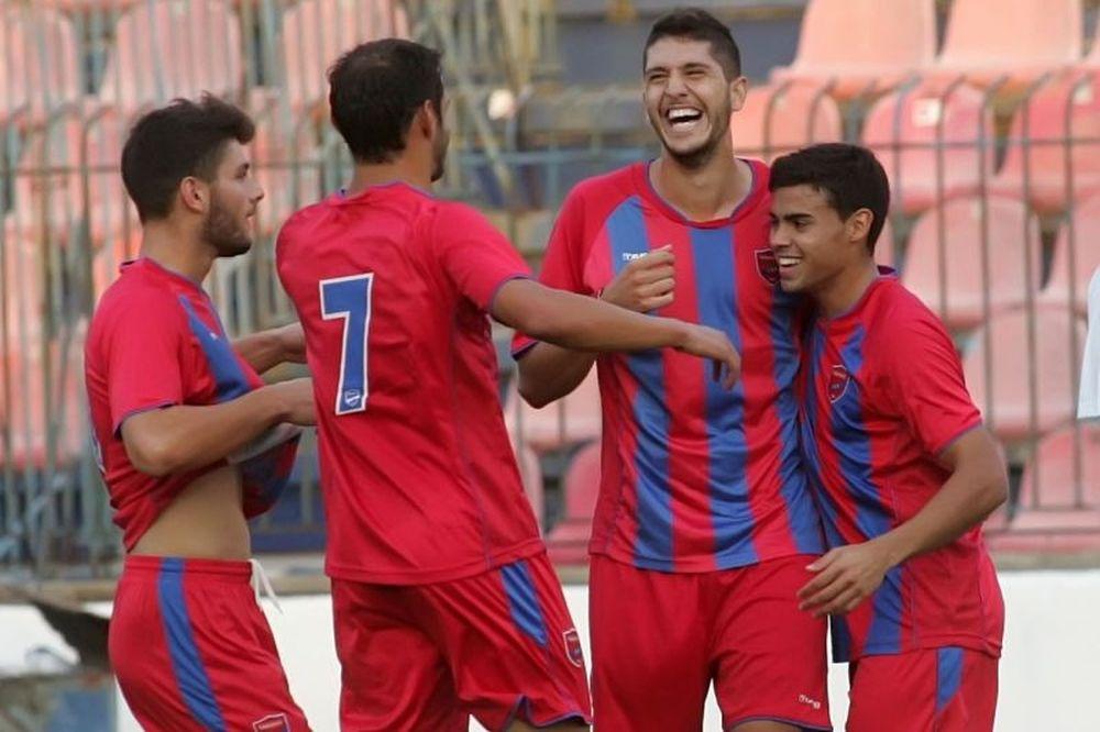 Φιλικό 1-0 για Πανιώνιο κόντρα σε Λεβαδειακό (photos)