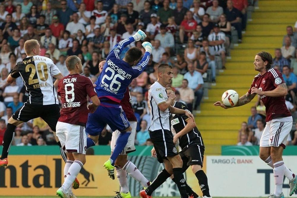 Πέρασε με 2-1 στα πέναλτι (!) η Νυρεμβέργη!!! (video)
