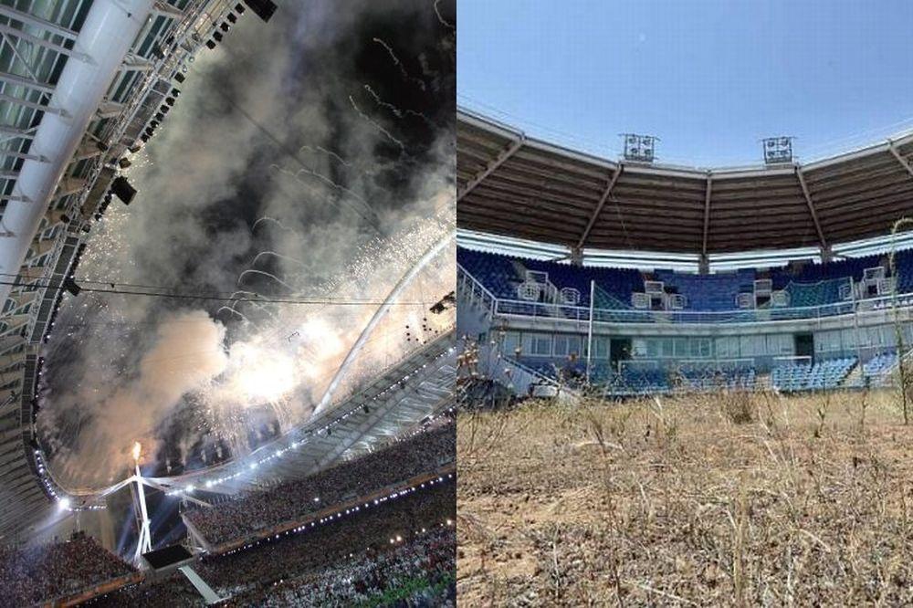 Αθήνα 2004, Αθήνα 2015… (photos+video)