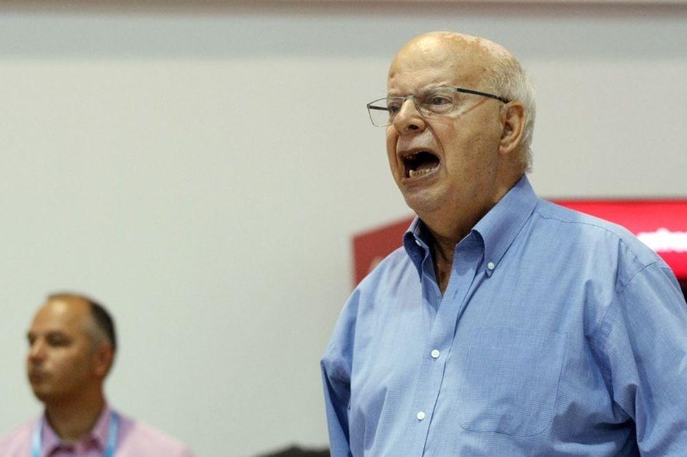 Βασιλακόπουλος: «Απαράδεκτο και ανεπίτρεπτο το Γιουνανιστάν»