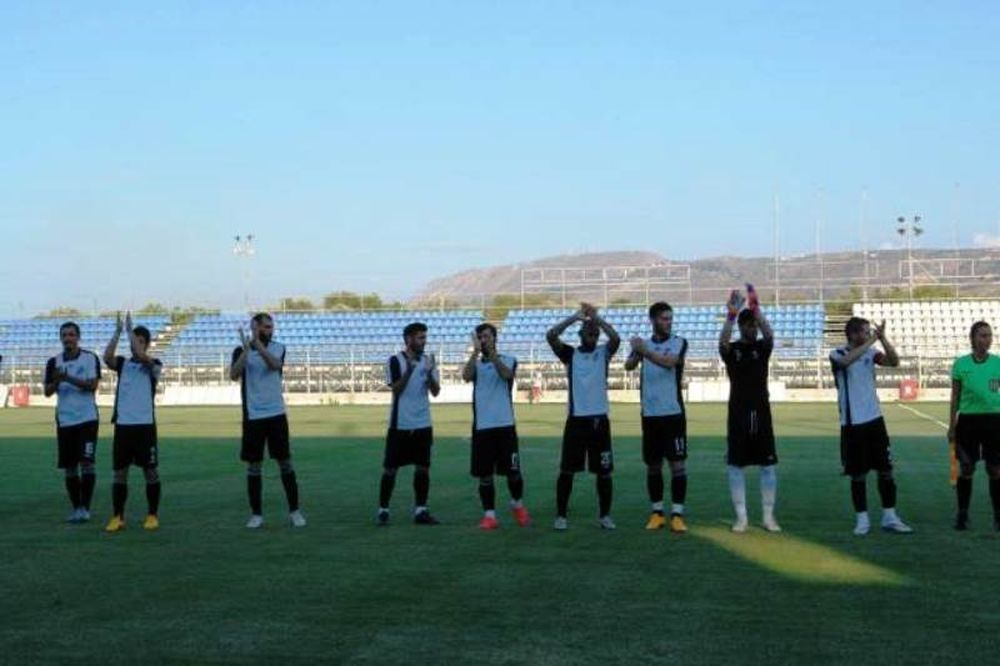 Σοκαριστικός τραυματισμός παίκτη στην Κρήτη!