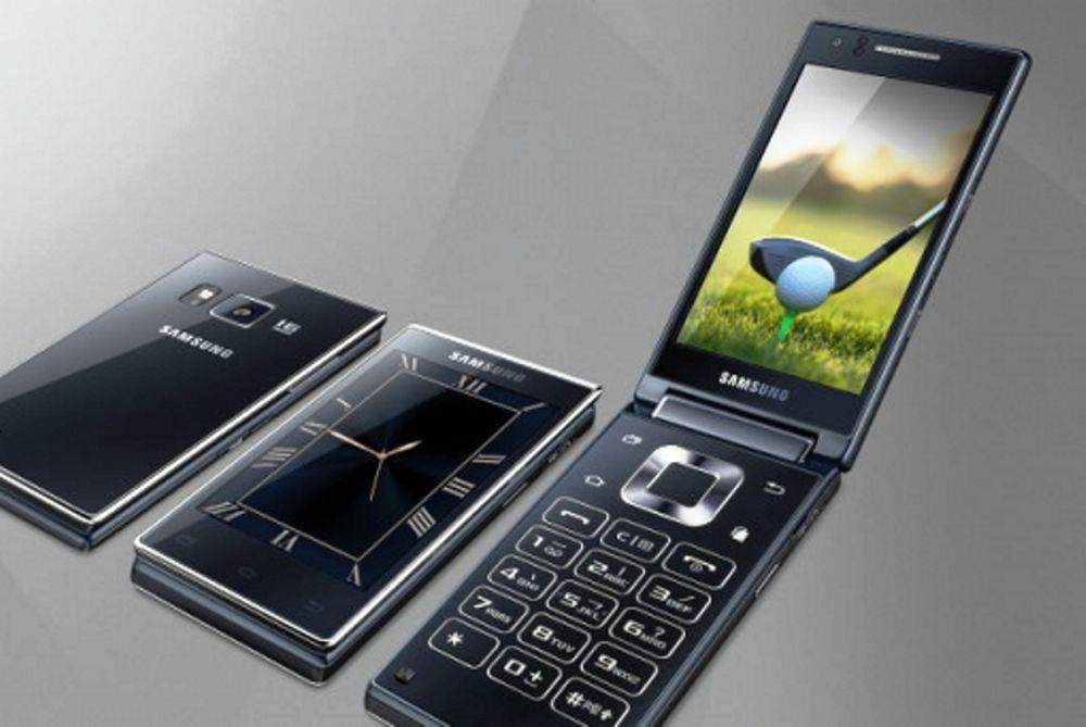 H Samsung ρίχνει στην κινεζική αγορά το SM-G9198, το πιο ισχυρό flip phone που έχει κυκλοφορήσει ποτέ