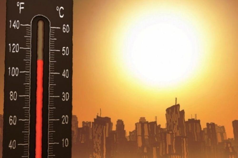 Ποιοι κινδυνεύουν περισσότερο από τη ζέστη