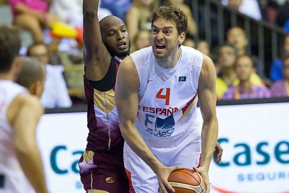 Ευρωμπάσκετ 2015: Νέα δύσκολη νίκη για Ισπανία, ιστορικός Γκασόλ!
