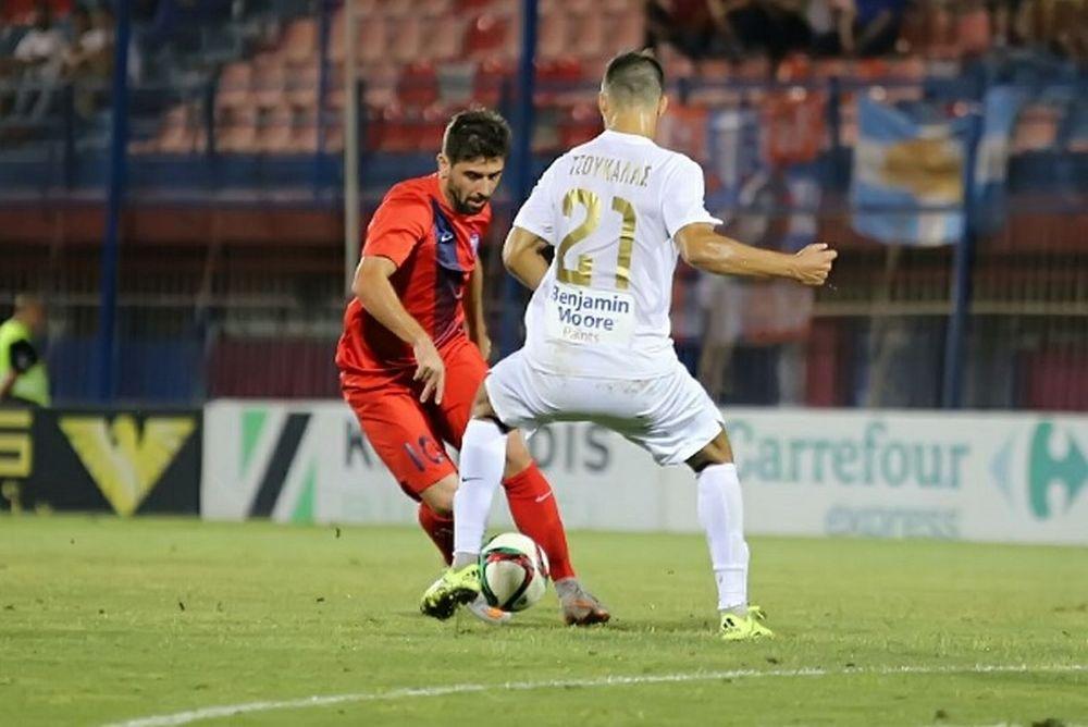Βέροια - ΠΑΣ Γιάννινα 1-1: Τα γκολ του αγώνα