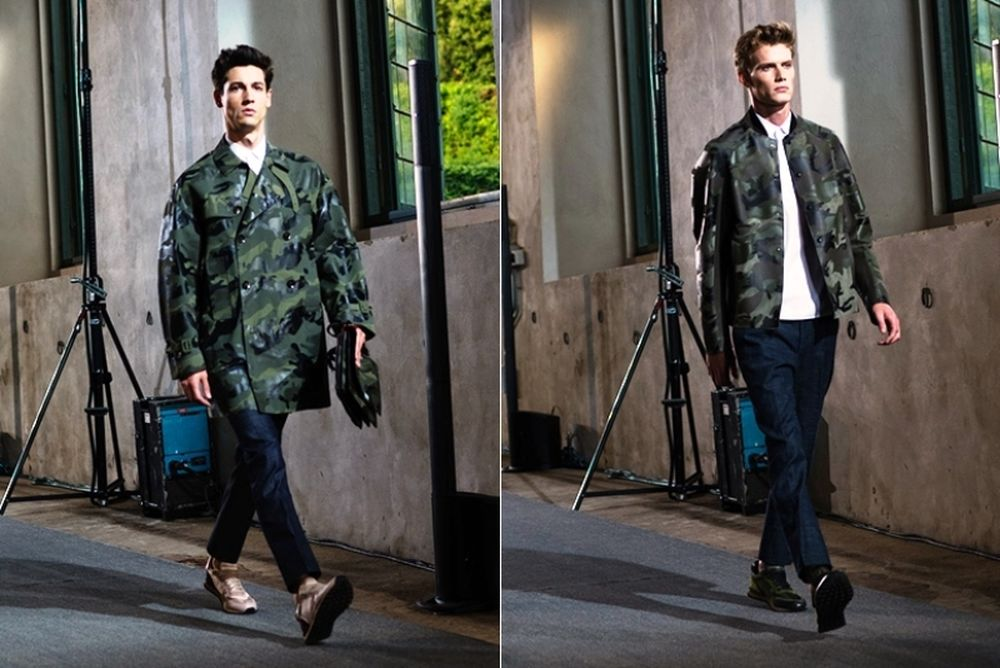 3 τρόποι για να φορέσεις το στρατιωτικό print – χωρίς να δείχνει υπερβολικό
