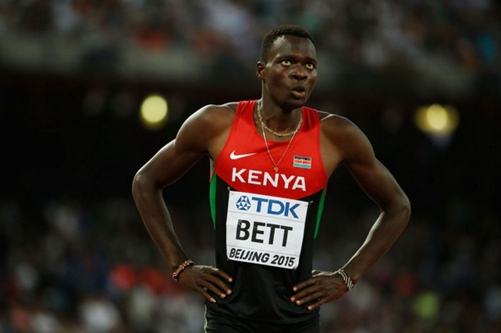 Παγκόσμιο Στίβου 2015: «Χρυσός» στα 400μ. με εμπόδια ο Μπετ! (video)