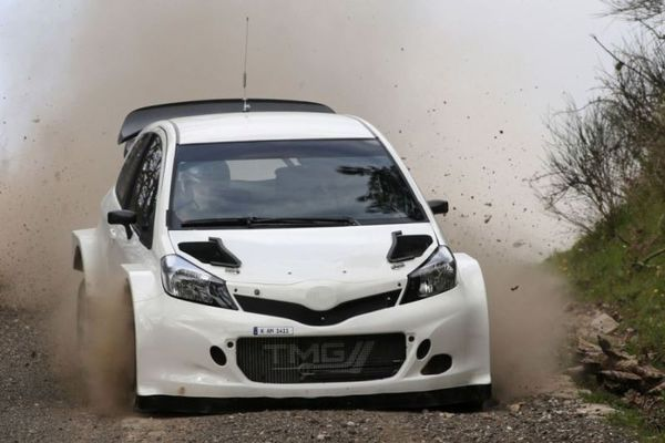 WRC: Σε αδιέξοδο η Toyota