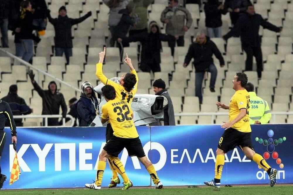 Σαν σήμερα η ματσάρα ΑΕΚ – Παναθηναϊκός 2-3 (video)