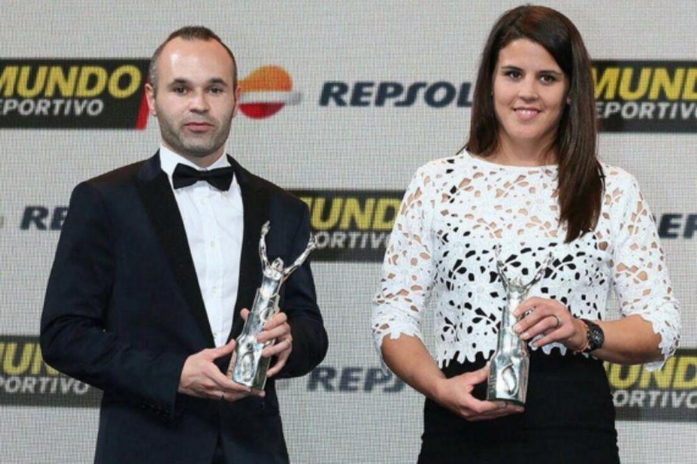 Αθλητής της χρονιάς στην Ισπανία ο Ινιέστα!