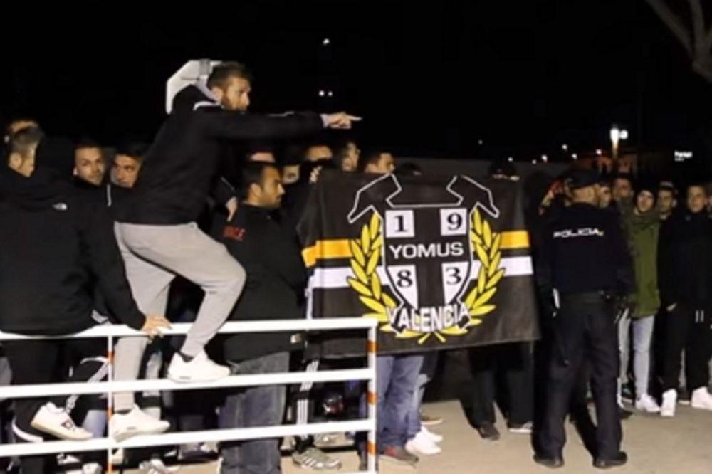 Άγριο «κράξιμο» στους παίκτες της Βαλένθια! (video)