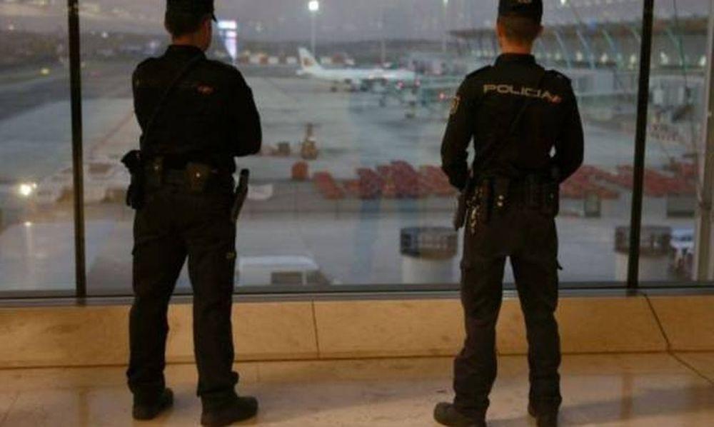 Τρόμος στο αεροδρόμιο της Μαδρίτης από απειλή για βόμβα!