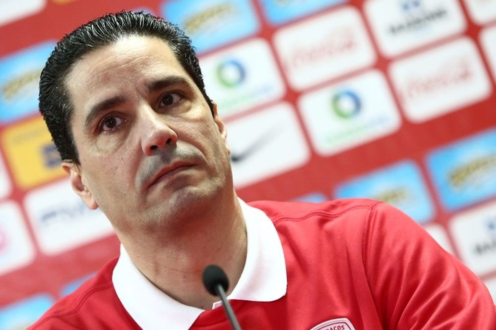 Σφαιρόπουλος: «Δεν φεύγει και δεν έρχεται παίκτης»