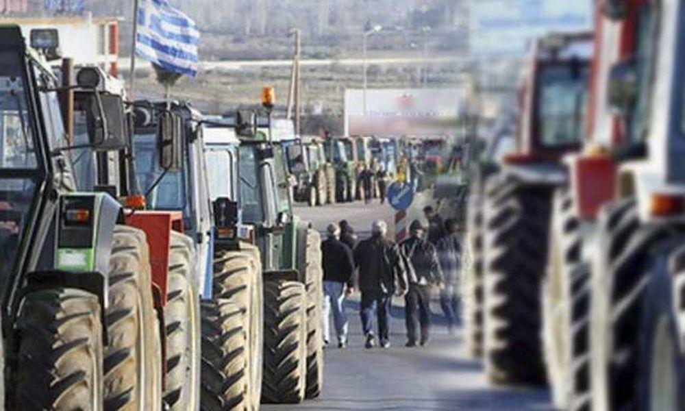 Τέρμα τα ψέματα - Οι αγρότες αποκλείουν λιμάνια, αεροδρόμια και εθνικές οδούς