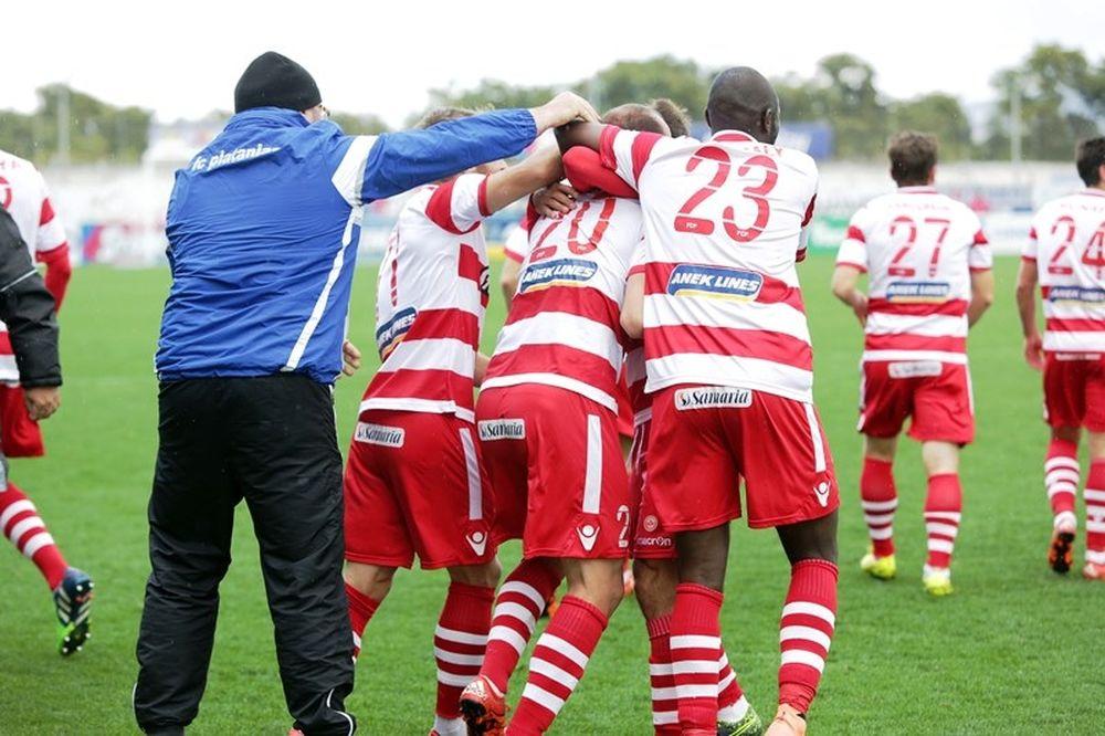 Πλατανιάς – Αστέρας Τρίπολης 2-0:  Τα highlights του αγώνα (video)