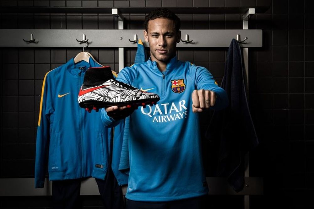 Η Nike παρουσιάζει τη συλλογή Ousadia Alegria που σχεδιάστηκε προς τιμήν του Neymar Jr