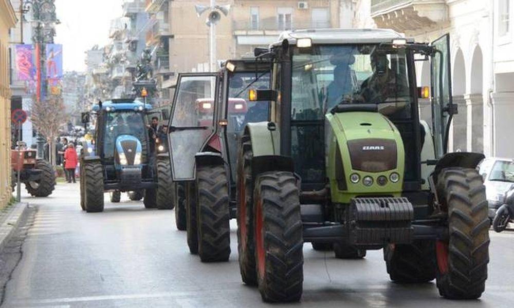 Αυτό είναι το σχέδιο της ΕΛ.ΑΣ. για να μην μπουν οι αγρότες στην Αθήνα