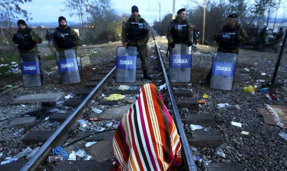 Τελεσίγραφο ενός μήνα στην Ελλάδα για το προσφυγικό