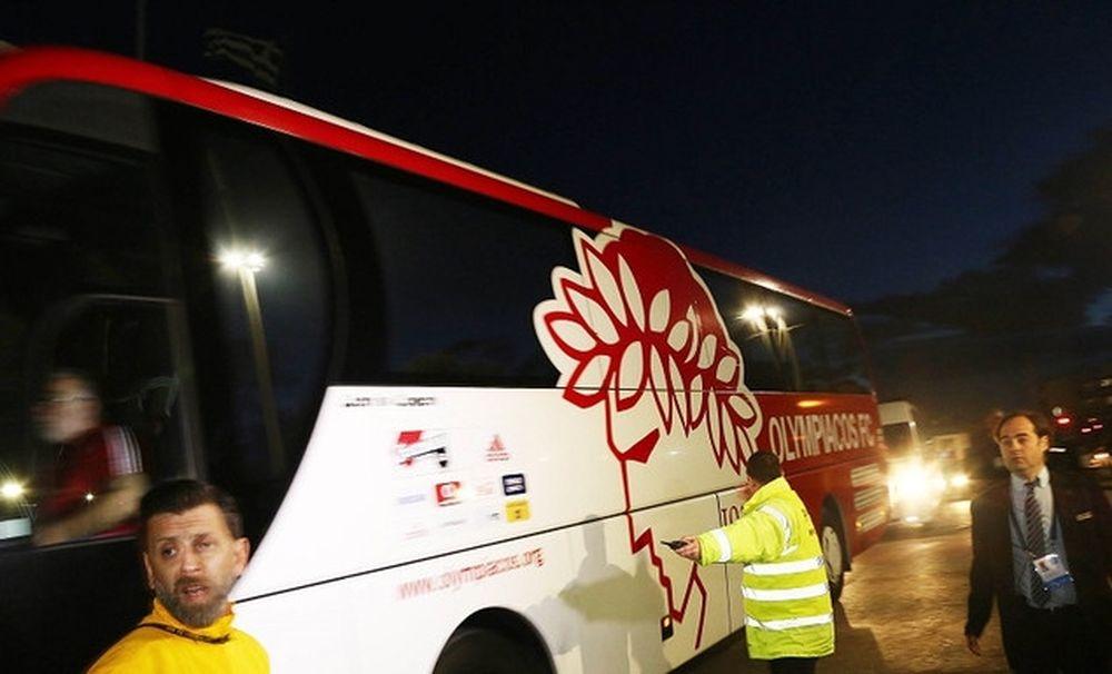 Δε φαντάζεστε το λόγο που καθυστέρησε ο Ολυμπιακός να πάει στο ΟΑΚΑ!