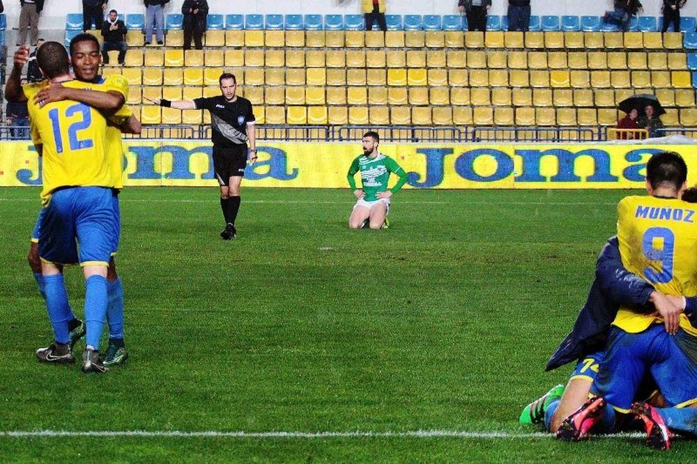 Παναιτωλικός – Λεβαδεικός 2-0: Τα επίσημα highlights (video)