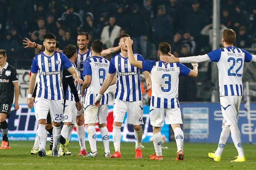 ΠΑΟΚ – Ηρακλής 0-1: Τα highlights του ματς (video)