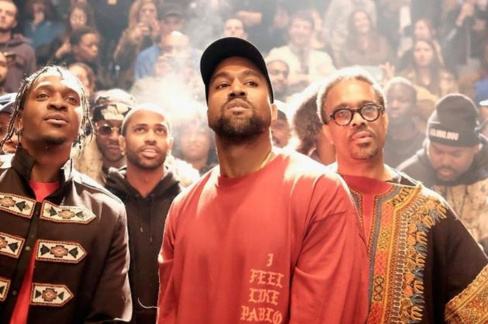 Ποιος Jordan; Ποιος Curry; Ο Kanye West! (photo)