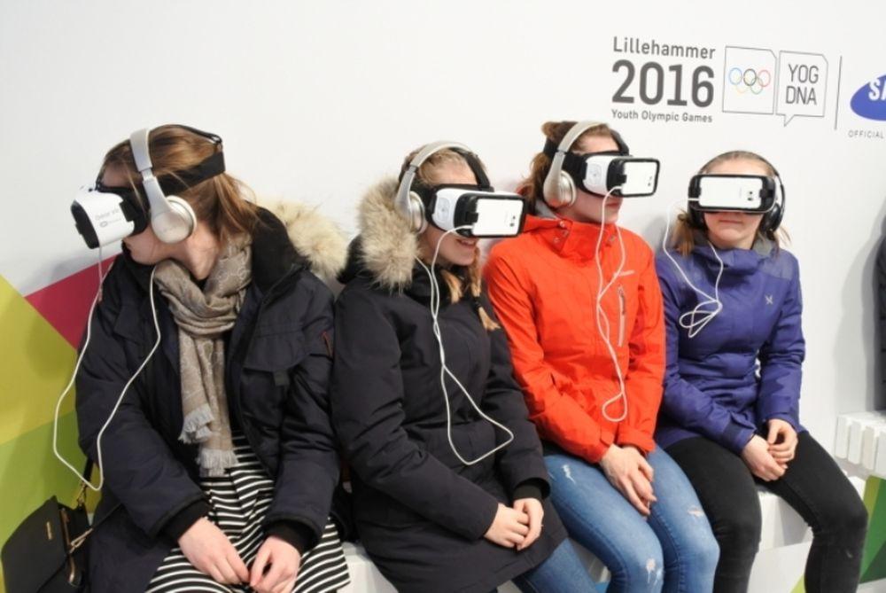 Η Samsung υποστηρίζει το πρώτο παγκοσμίως live streaming εικονικής πραγματικότητας