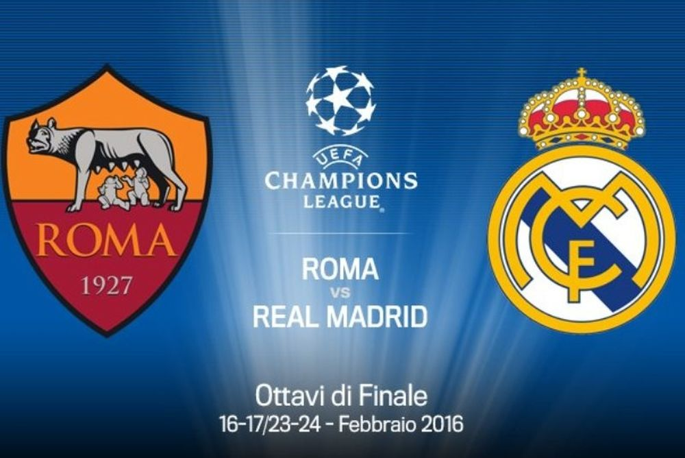 Champions League: Ντερμπάρα στη Ρώμη!