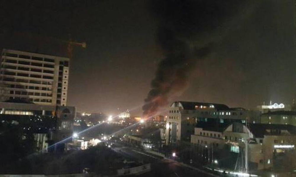 Νέο μακελειό από έκρηξη παγιδευμένου οχήματος στην Άγκυρα! (pics+vid)