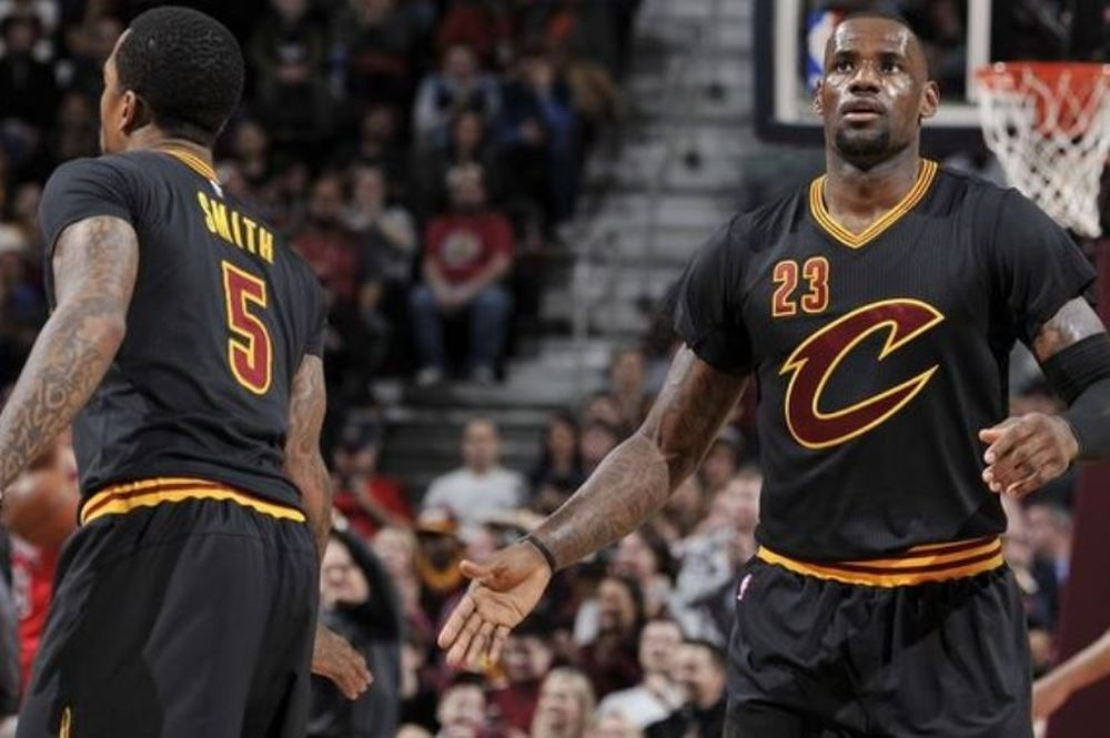 NBA: Το ντέρμπι οι Cavs με σούπερ LeBron (videos)