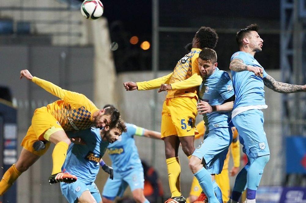 Αστέρας Τρίπολης – ΠΑΣ Γιάννινα 0-0: Τα επίσημα highlights (video)