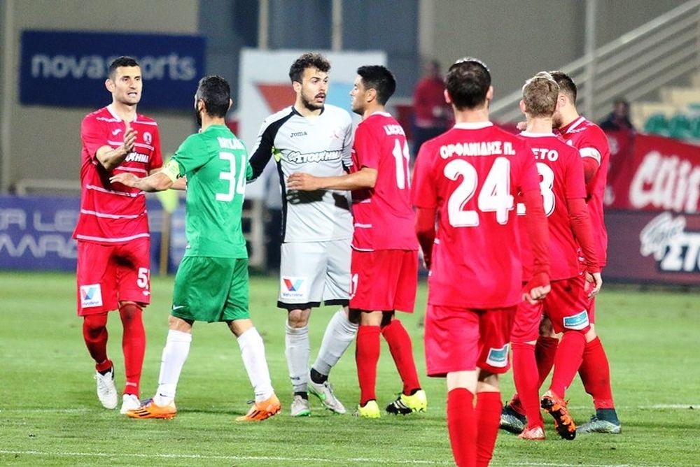 Ξάνθη – Πανθρακικός 1-0: Τα highlights του αγώνα (video)