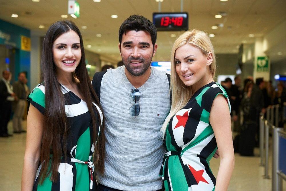 Έφτασε ο Deco για τη #Heineken και το #ChampionTheMatch