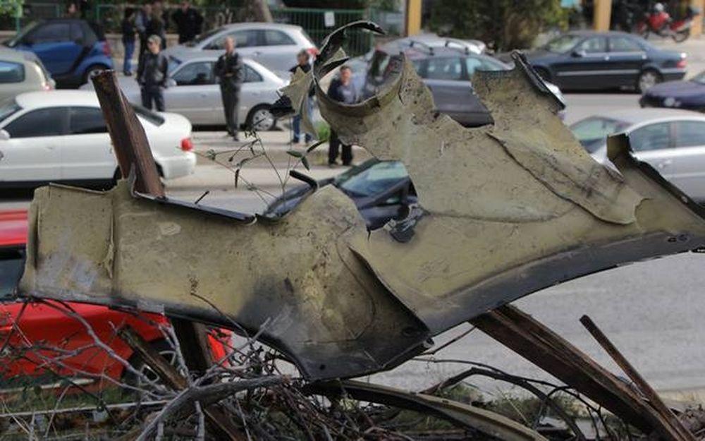 Αποκλειστικό βίντεο μετά το δυστύχημα: O Παντελής Παντελίδης βρίσκεται ακόμα μέσα στο μοιραίο τζιπ