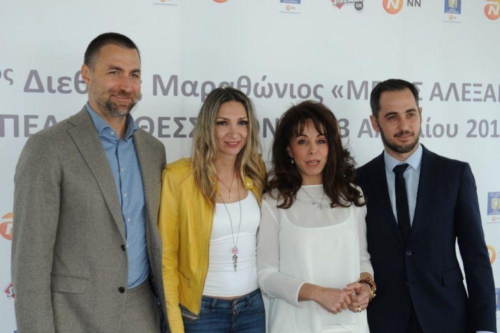 Ο ΝΝ 11ος Διεθνής Μαραθώνιος «ΜΕΓΑΣ ΑΛΕΞΑΝΔΡΟΣ» γιγαντώνεται με την υποστήριξη της ΝΝ Hellas και της Stoiximan.gr