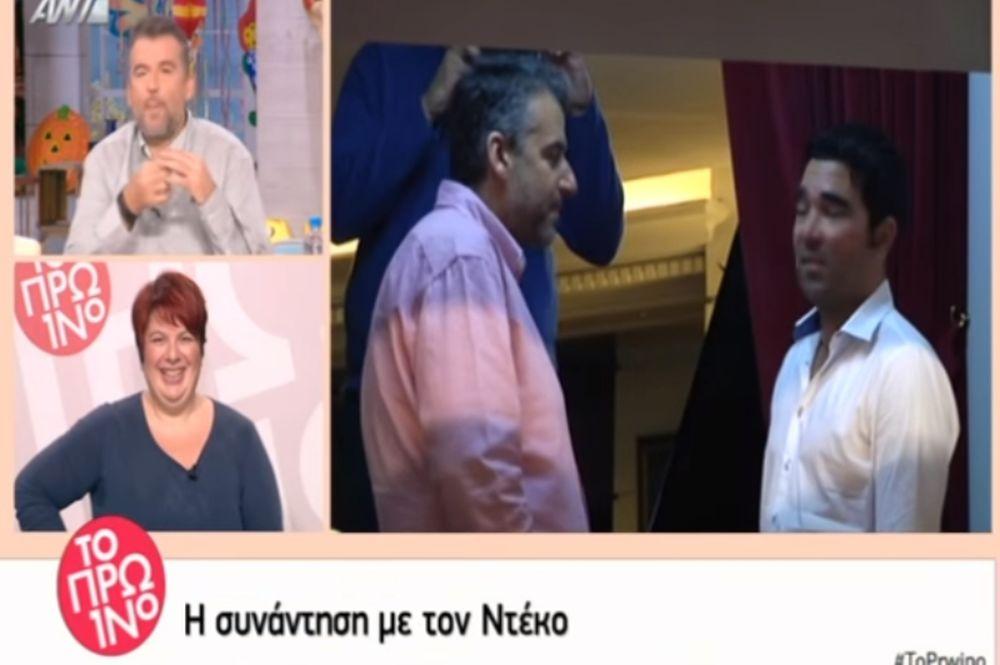 Επική δήλωση Λιάγκα για… Ντέκο! (video)