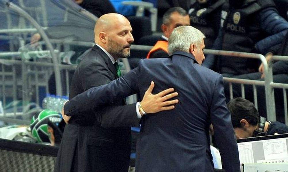 Τζόρτζεβιτς: «Θρύλος του Παναθηναϊκού και της Euroleague ο Ομπράντοβιτς»