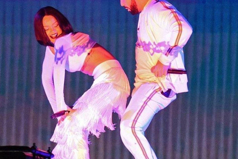 Η Rihanna μας… κόλασε με τον καυτό της χορό! (videο)