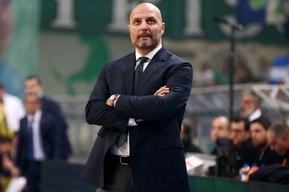 Τζόρτζεβιτς: «Ευγνώμονες που βρισκόμαστε σε αυτό το κλαμπ»