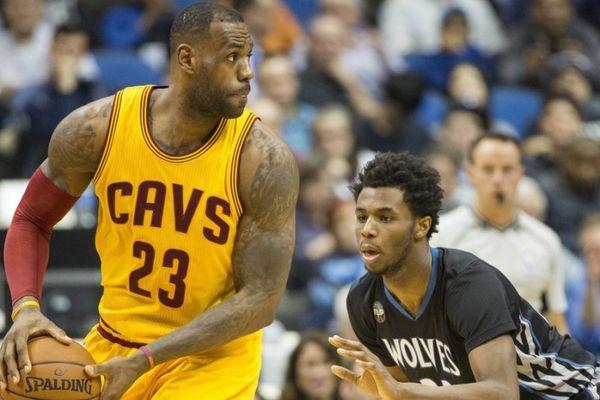NBA: Με τον «Βασιλιά» οι Καβαλίερς