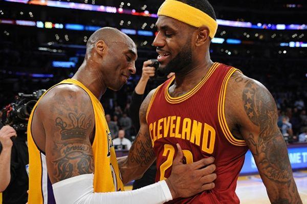 NBA: Ο Lebron «πλήγωσε» τον Kobe (videos)