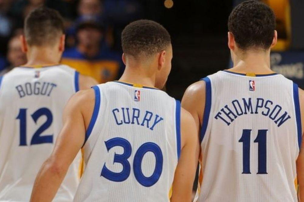 NBA: Splash Brothers' party! (videos)