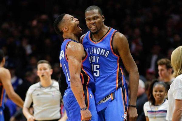 NBA: Έπεσαν… κεραυνοί στο τέλος!