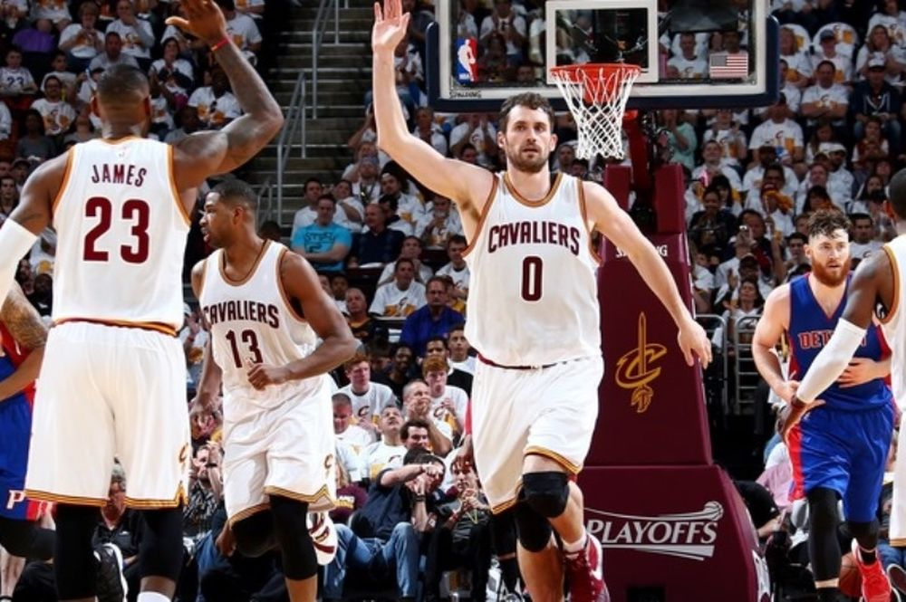 NBA: Οι «Big 3» καθάρισαν τους Pistons (videos)