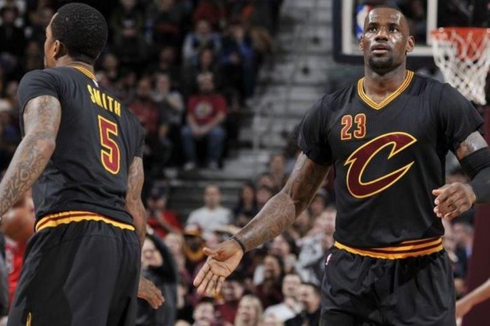 NBA: «Καυτοί» Cavaliers (videos)