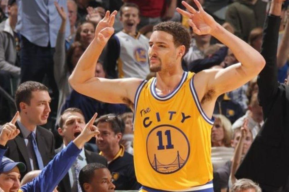 NBA: Πλάκα των Warriors στους Rockets